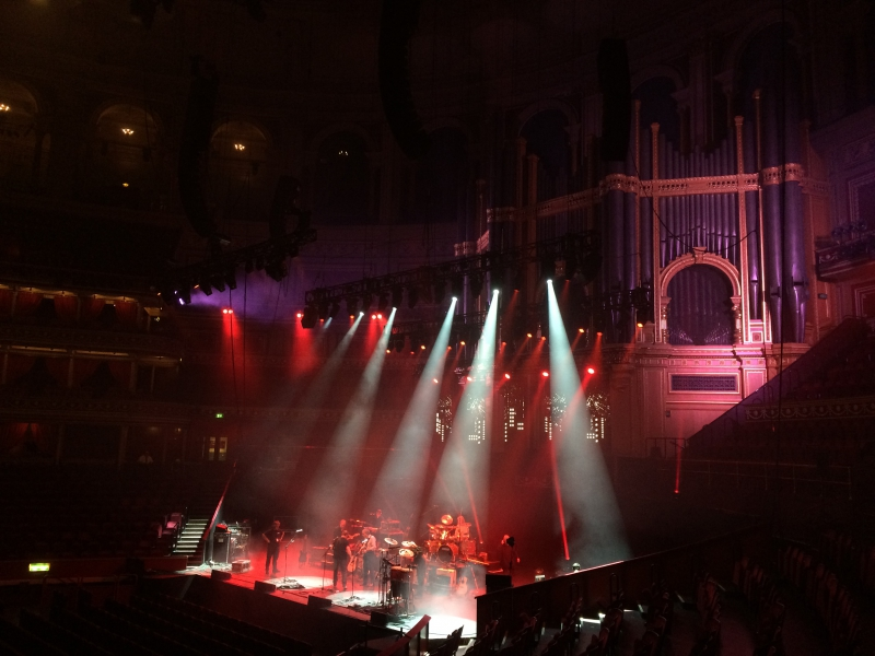 Cadac CDC eight - 10cc - Albert Hall - 3