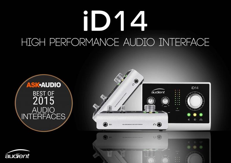 iD14 Award Poster