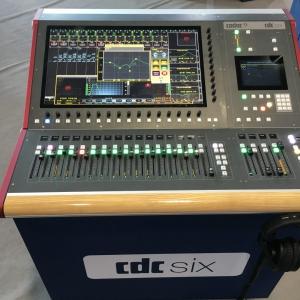 Консоль CDC six, CADAC