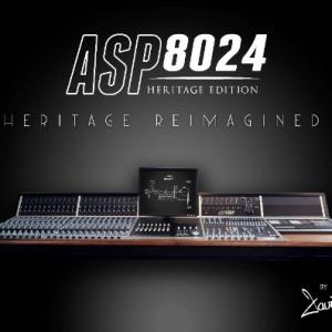 Официальный анонс консоли ASP 8024.